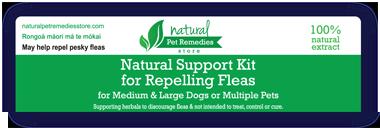 Natural Flea Repelling Kit